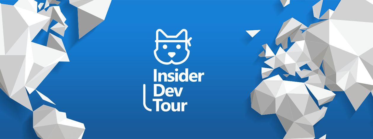Blue banner with cat icon.
