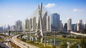Sao Paulo buildings.