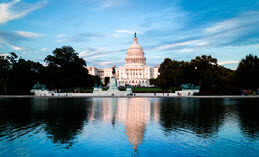 Washington DC building.