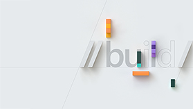 Microsoft Build graphic